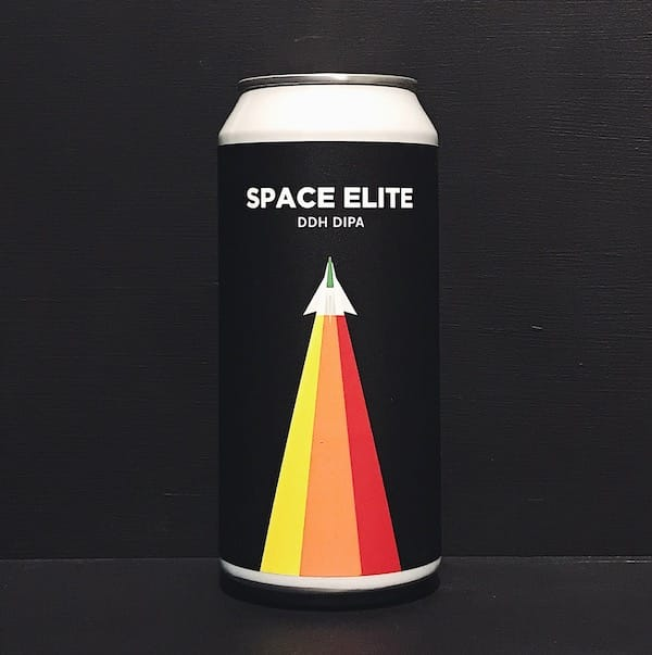 Pomona Island Space Elite DDH DIPA Salford vegan