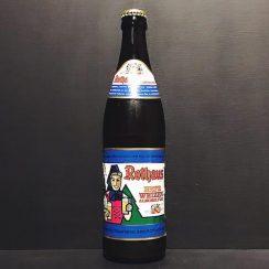 Rothaus Hefeweizen Alkoholfrei Low Alcohol Wheat Beer Germany vegan