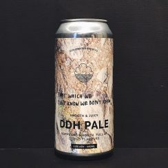 Cloudwater That Which We Dont Know We Dont Know DDH Pale Manchester vegan