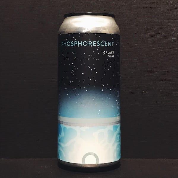 FREETHOUGHT Phosphorescent Galaxy Pale USA vegan