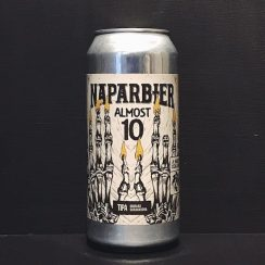 Naparbier Sand City Almost 10 TIPA Spain vegan