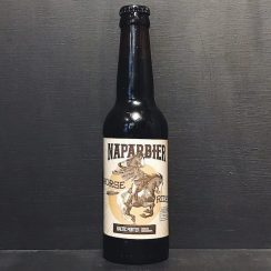 Naparbier Pohjala Horse Rider Baltic Porter collaboration Spain vegan