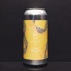 Track Lipari Lemon Sour Manchester