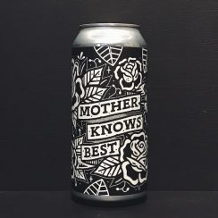 Black Iris Mother Kellys Mother Knows Best IPA Nottingham vegan