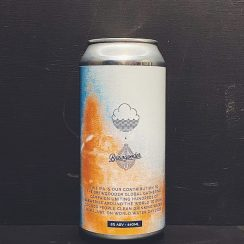 Cloudwater Brewgooder The Good Done By All Beings IPA Manchester collaboration vegan