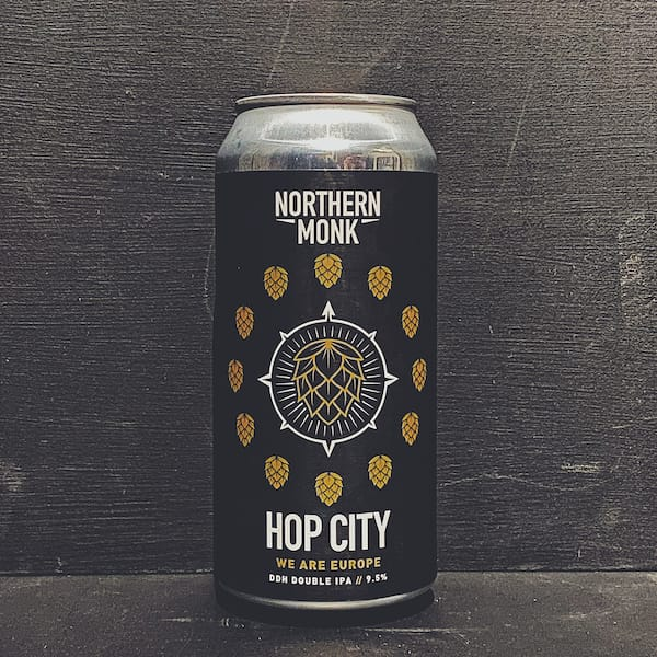 Northern Monk Soma Popihn Fraugruber Hop City 2020 DIPA Leeds collaboration vegan
