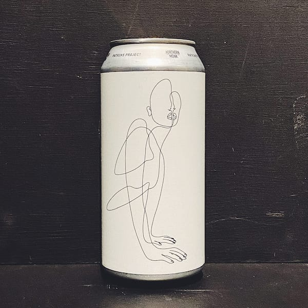 Northern Monk Patrons Project 21.03 SKGN // Dream Line Forms: Three // Collective Arts // DDH IPA Leeds collaboration vegan