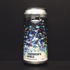 Pressure Drop Tomorrows World New England Pale Ale London vegan