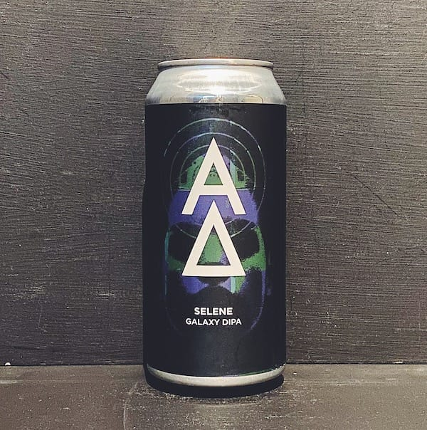 Alpha Delta Selene Galaxy DIPA Newcastle vegan