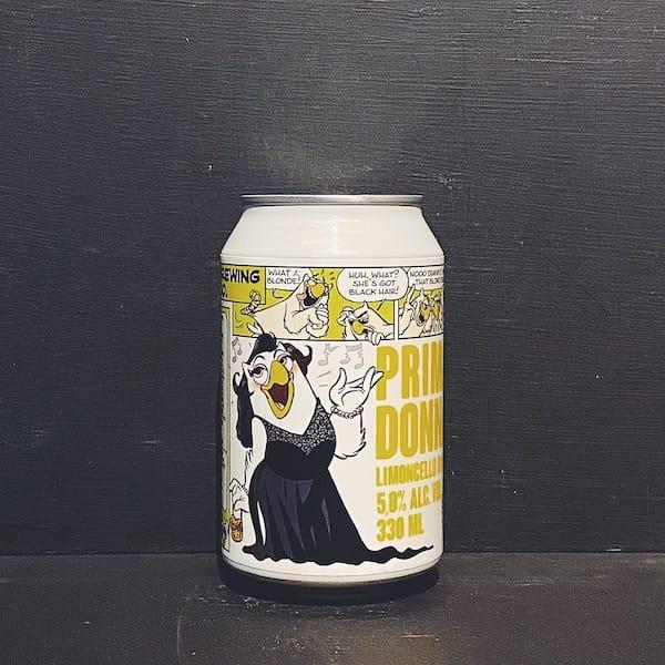 Het Uiltje Prima Donna Limoncello Blonde Ale Netherlands vegan