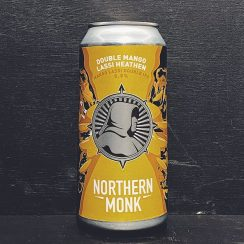 Northern Monk Double Mango Lassi Heathen Mango Lassi Double IPA Leeds