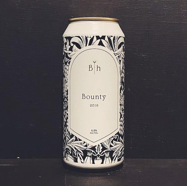 Brewery Bhavana Bounty Barrel Aged Sour USA vegan