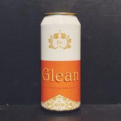 Brewery Bhavana Glean Mango Peppercorn Saison USA vegan