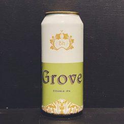 Brewery Bhavana Grove Double IPA vegan USA