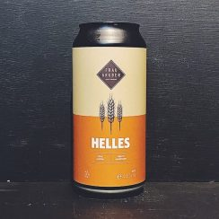 FrauGruber Helles Lager Germany vegan
