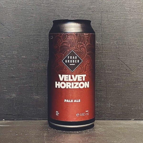 FrauGruber Velvet Horizon Pale Ale Germany vegan