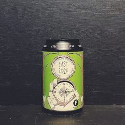Frontaal East 2020 New England Session IPA Netherlands vegan