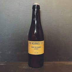 The Kernel Biere De Saison Apricot London vegan
