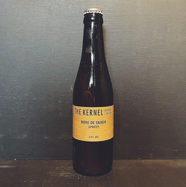 The Kernel Biere De Saison Apricot London vegan