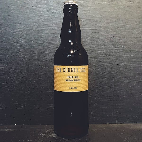 Kernel Pale Ale Nelson Sauvin London vegan
