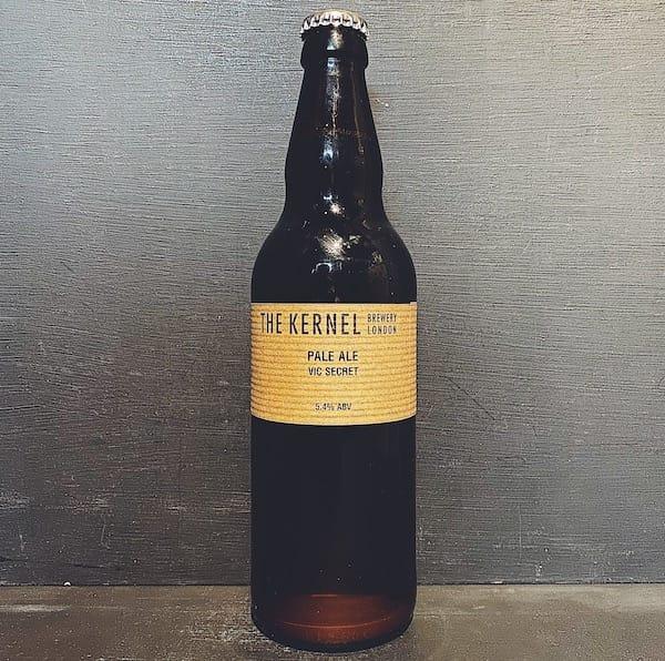 The Kernel Pale Ale Vic Secret London vegan