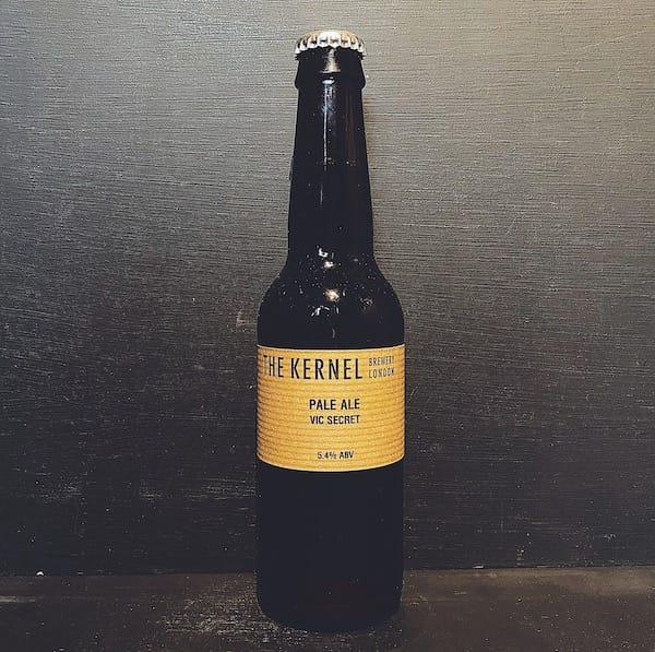 Kernel Pale Ale Vic Secret London vegan