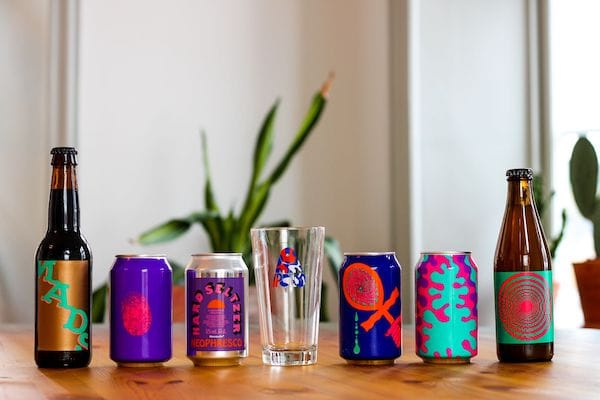 Live At The Church Of Omnipollo Tasting Case Sweden