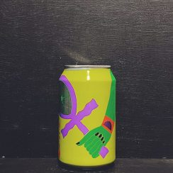 Omnipollo The Veil Tefnut Pineapple White Grapefruit Gose Sweden vegan collaboration