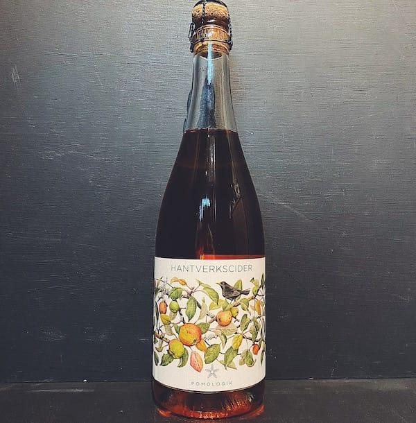 Pomologik Hantverkscider Alcohol Free Sweet Cider Sweden vegan gluten free