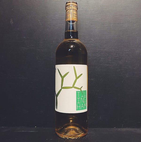 Tillingham White Natural Wine Sussex UK vegan gluten free