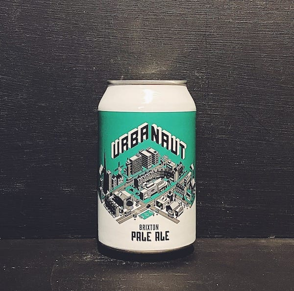 Urbanaut Brixton Pale Ale New Zealand Vegan