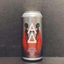 Alpha Delta Hybris Cherry & Vanilla Berliner Newcastle vegan