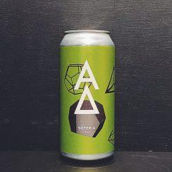 Alpha Delta Soteria IPA Newcastle vegan