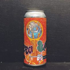 Barrier Terra Squeeze IPA NYC USA vegan