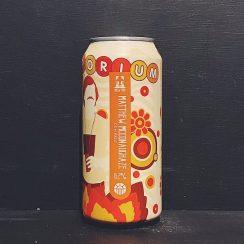 Brew York Matthew McConoughaze DDH Pale Ale Yorkshire vegan