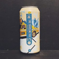 Brew York Time Travelling Taxi DDH Pale Ale vegan