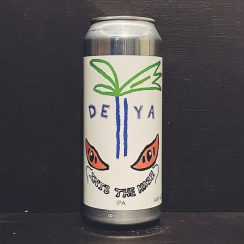 Deya Into The Haze IPA Cheltenham vegan