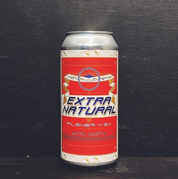 Gamma Brewing Extra Natural Pilsner Denmark vegan