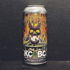 KCBC Phantom Overdrive IPA NYC USA vegan