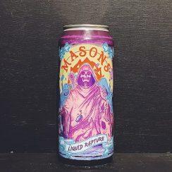 Masons Liquid Rapture DIPA USA vegan