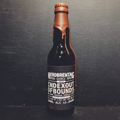 Nerdbrewing IndexOutOfBounds (Double Dark Chocolate Edition). Sweden vegan
