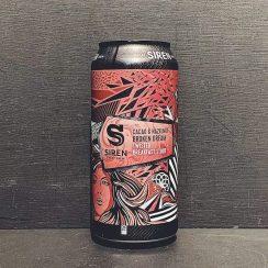 Siren Craft Brew Cacao & Hazelnut Broken Dream Twisted Breakfast Stout Berkshire