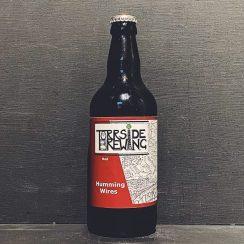 Torrside Humming Wires Red Ale Derbyshire vegan