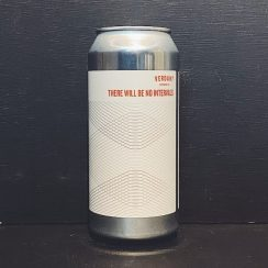 Verdant There Will Be No Intervals Pale Ale Cornwall vegan
