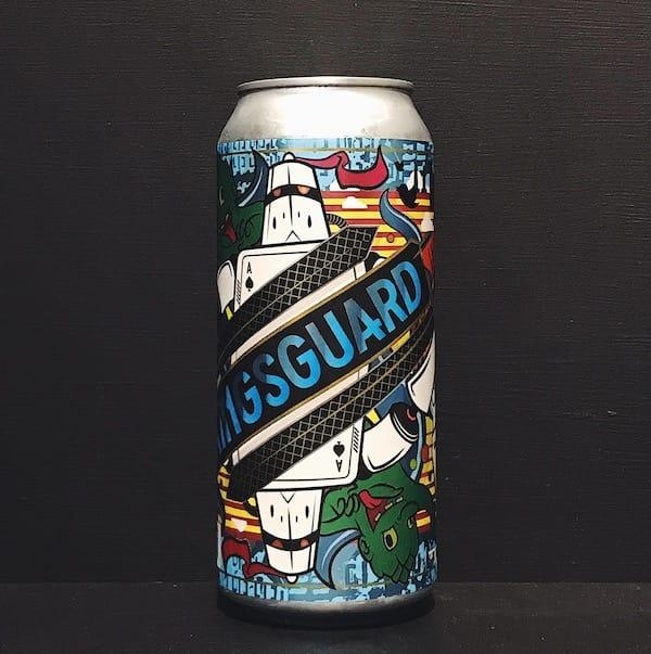 LIC Beer Project Kingsguard DDH IPA NYC USA vegan