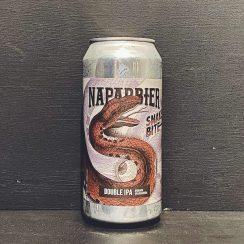 Naparbier Snake Bite DIPA Spain vegan
