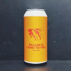 Pomona Island Killian Is Lying To You Table Beer Salford vegan
