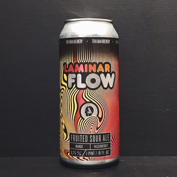 Thin Man Laminar Flow Sour NYC USA vegan