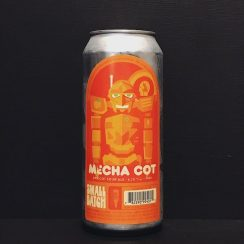 Thin Man Mecha Cot Apricot Sour NYC USA vegan