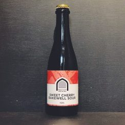 Vault City Sweet Cherry Bakewell Sour Scotland vegan